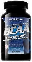 Dymatize Nutrition BCAA Complex to wysokiej jakości aminokwasy rozgałęzione, które stosuje się w celu szybszej budowy tkanki mięsniowej.   BCAA przyspiesza regenerację mięśni powodując szybszą odbudowę włukien mięśniowych.