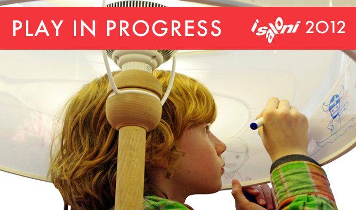Swedish Students Showcase Designs for Children at 'Play In Progress' During Milan Design Week