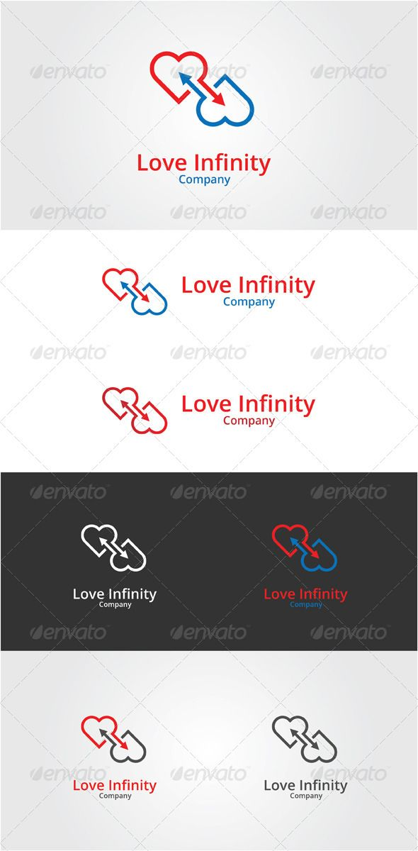 Love Infinity — AI Illustrator #infinity #music • Available here → https://graphicriver.net/item/love-infinity/6922959?ref=pxcr