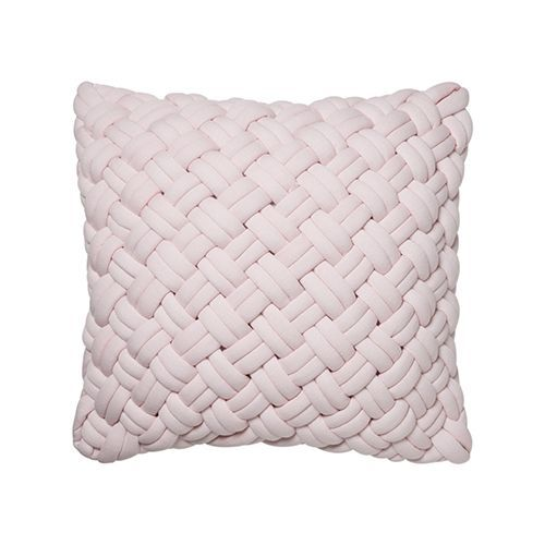 Home Republic - Jersey Chunky Knit Cushion - Homewares - Cushions - Adairs Online