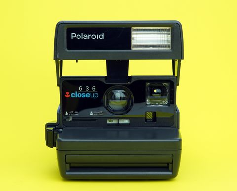 Polaroid 636 CloseUp Instant Film Camera
