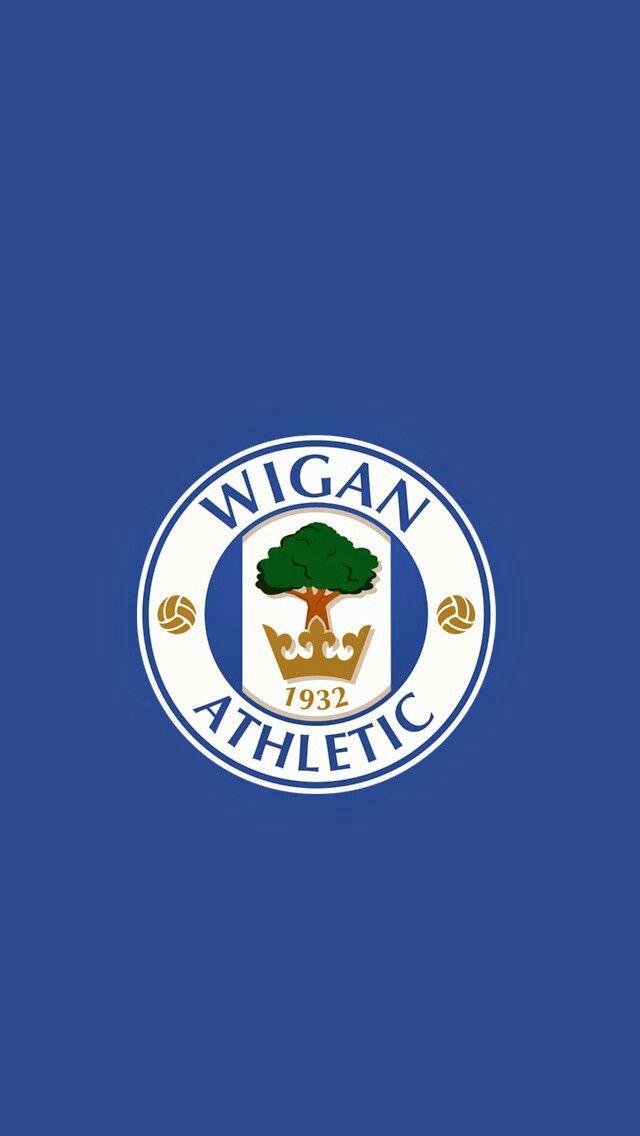 Wigan Athletic wallpaper.