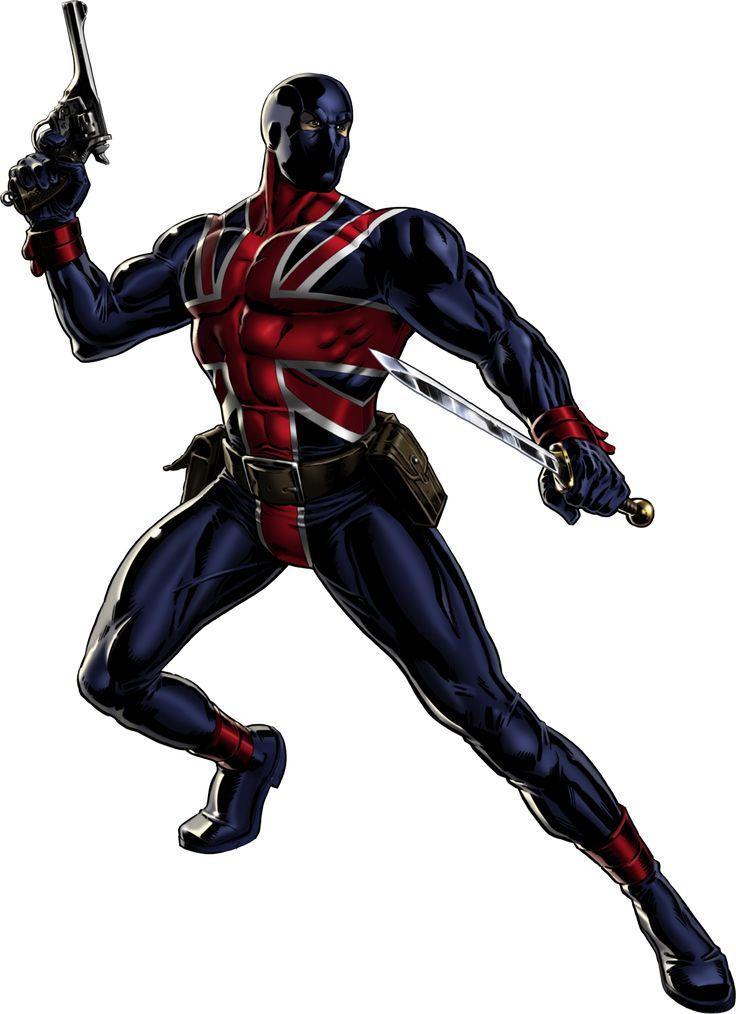 Marvel Avengers Alliance Union Jack by ratatrampa87.deviantart.com on @DeviantArt