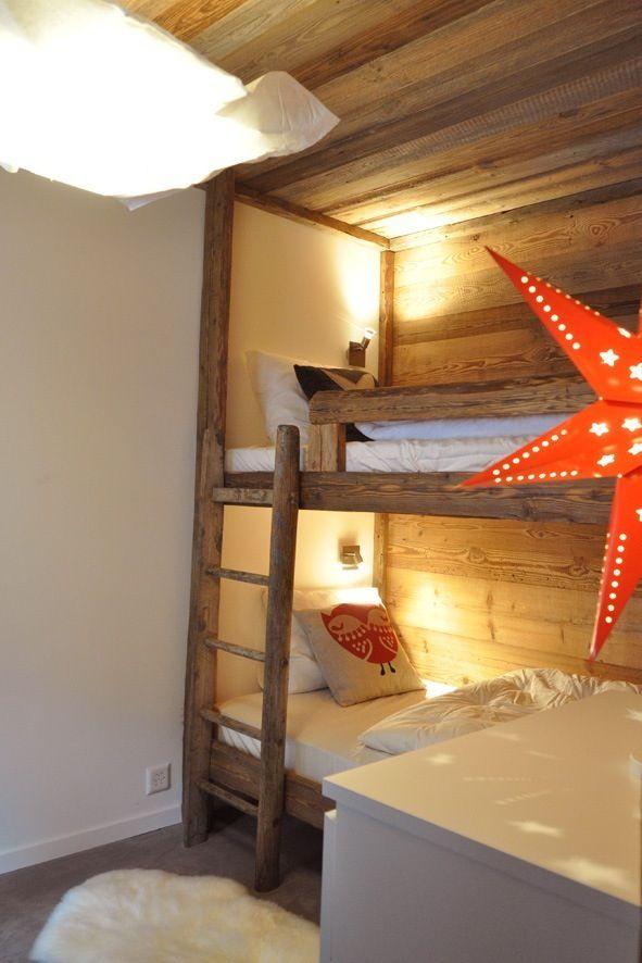 17 migliori idee su arredamento baita di montagna su for Deco chambre d enfants