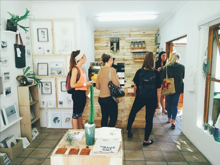 HARVEST CO. is an open design studio and shop at 2 Malan Street in Wellington, South Africa, that offers unique design-conscious goods, a great cuppa by FLEET COFFEE and DELIGHTFUL sweet & savoury treats.
