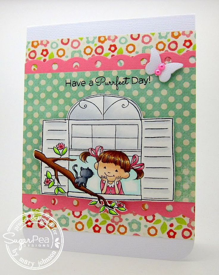 SugarPea Designs - What's Mew by Mary Johnson