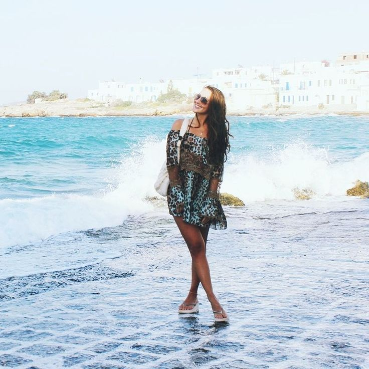Instagram @lelazivanovic | Paros island, Greek islands vacation, travel blogger, Cyclades