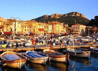 Cassis, my home away from home