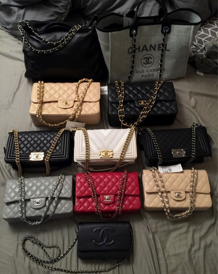 67bdef3a7f80 One Big Happy Family: Check Out Our PurseForum Members' Epic Chanel Family  Bag Portraits