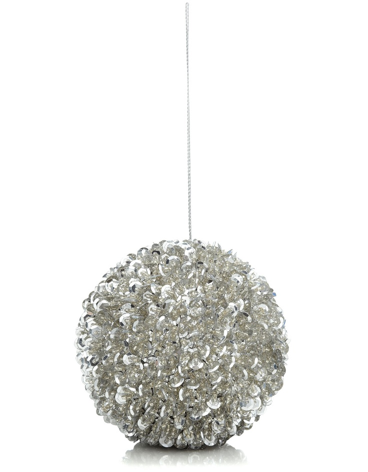 36 Best Baubles Images On Pinterest Sequins Christmas