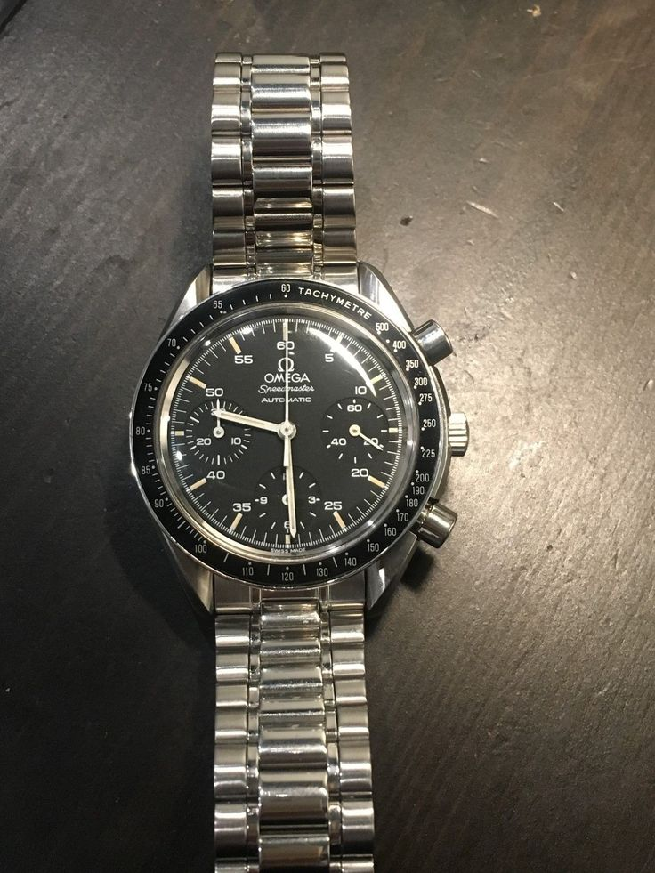 Omega Speedmaster Reduced 3510.50.00 Wrist Watch for Men
