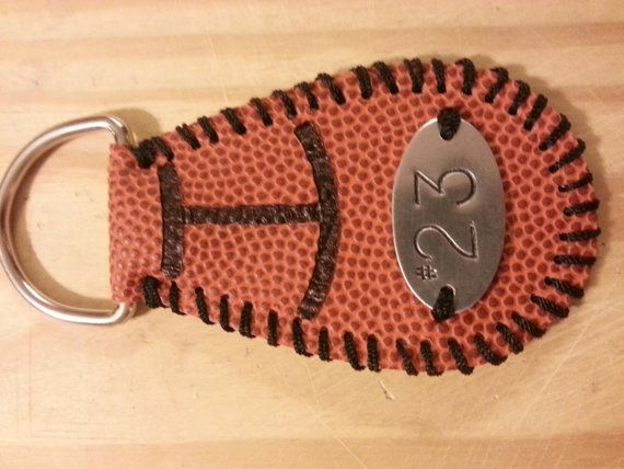 Slam Dunk!    Perfect for the baketball fan in your life! Personalize with your favorite name, number or team!    Great gift