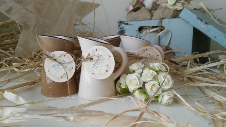 Pequeño Aguamanil de porcelana para Eventos