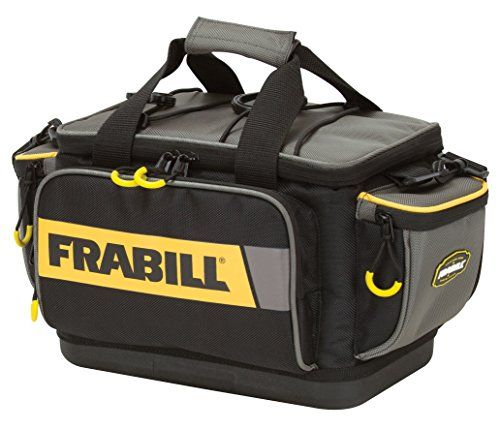 Frabill Soft Sided Tackle Bag - http://bassfishingmaniacs.com/?product=frabill-soft-sided-tackle-bag