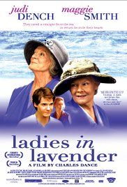 Ladies in Lavender Poster
