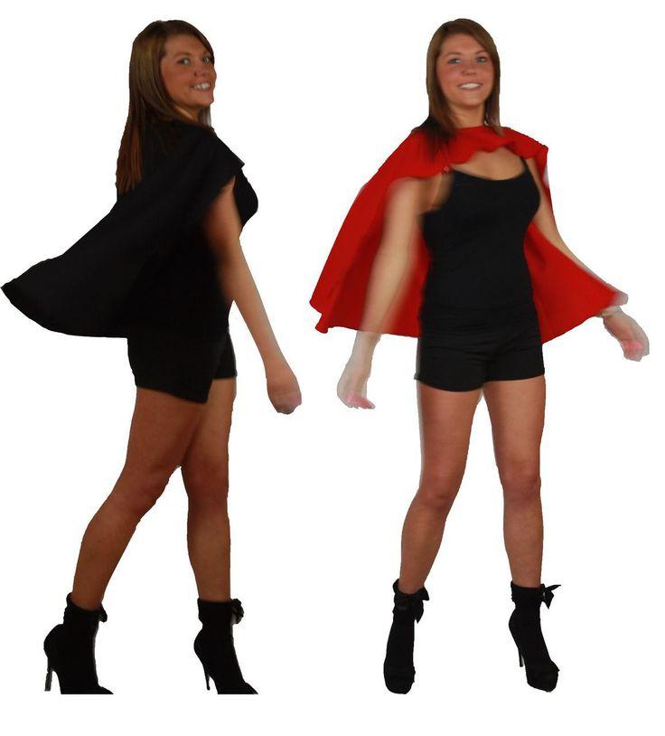 "Childrens 24"" Budget Superhero Fancy Dress Capes - The Dragons Den Fancy Dress"