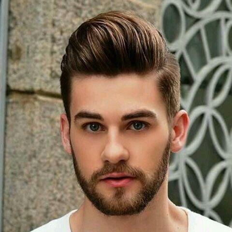 Most Attractive Mens Hairstyles Ideas 2k18 Penteados Quiff Cabelo Ao Estilo Pompadour Cabelo Masculino Com Topete