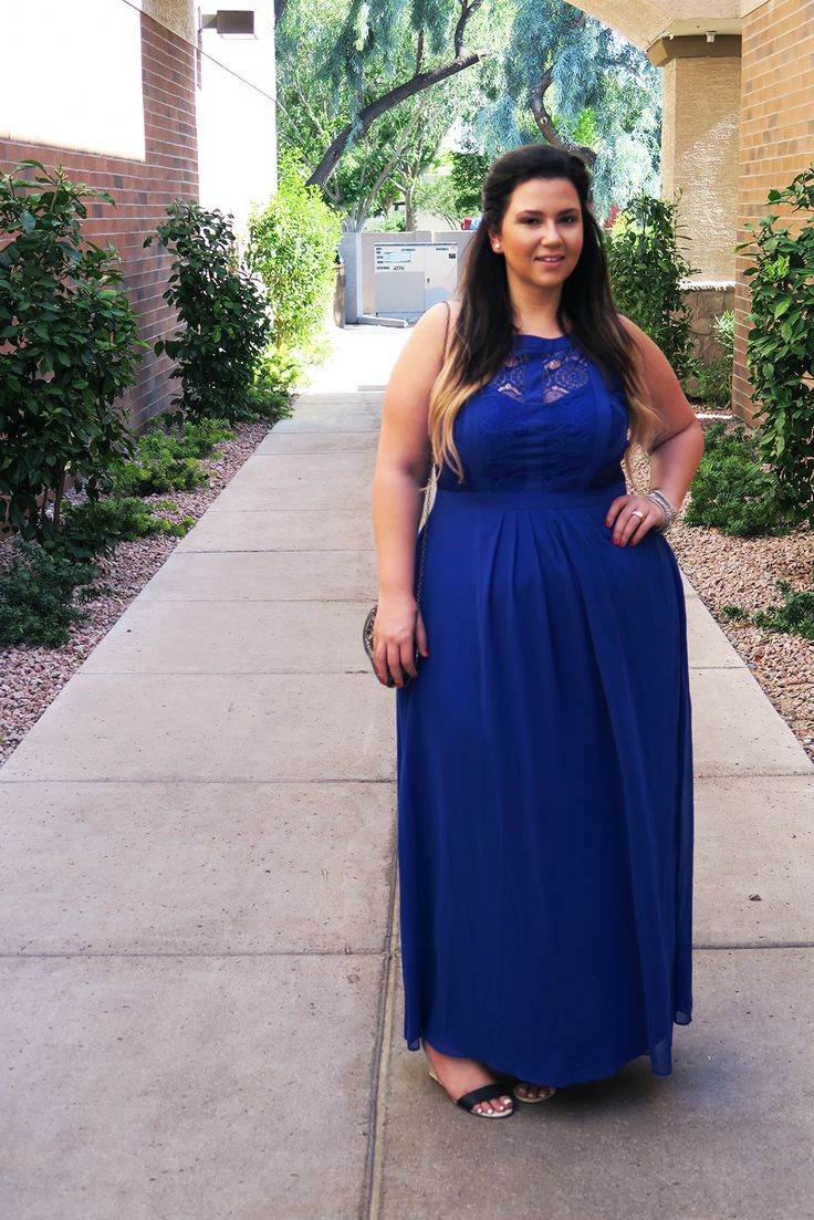 Plus Size Maxi Dreses For Sumer Weding 024 - Plus Size Maxi Dreses For Sumer Weding