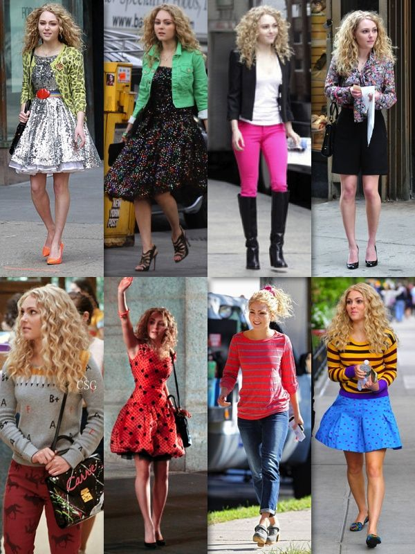 carrie diaries #style #clothes