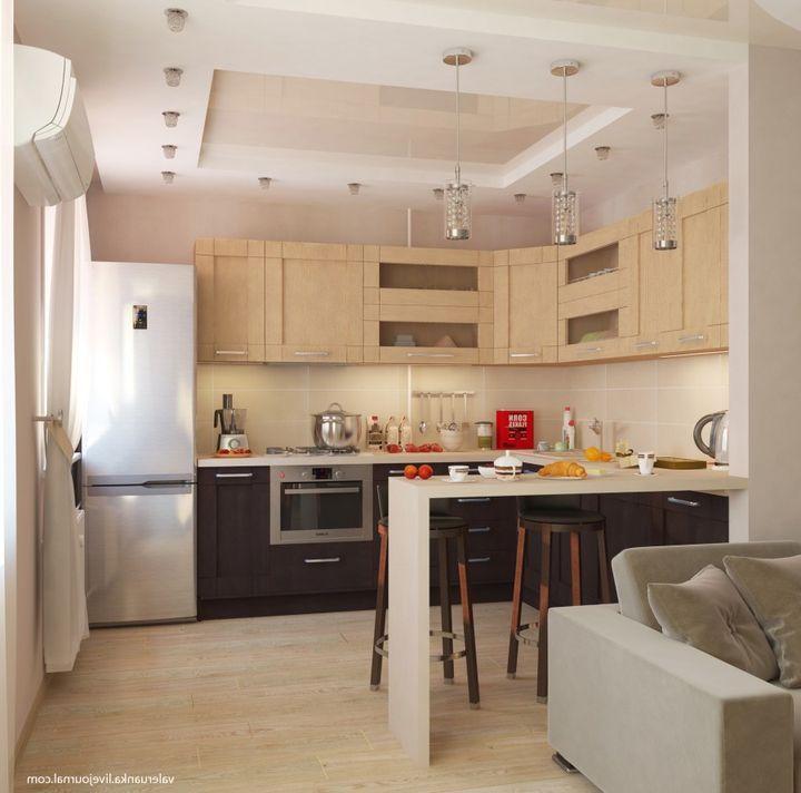 Кухня студия 16