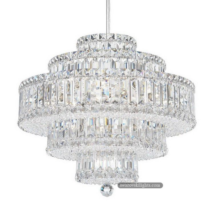 Design Your Own Schonbek Plaza Collection Crystal Chandelier Style