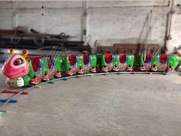 Jinshan Amusement Cheap Ant Garden Trains You Can Ride for ...