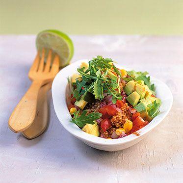 Quinoasalat Rezept | Küchengötter