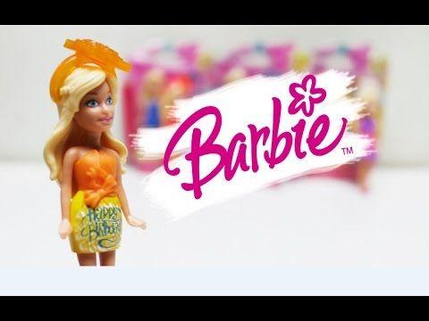Barbie Birthday Series September - Mini Barbie Doll Series - Pi n' Mo