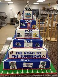 NYG Best cake design ever!