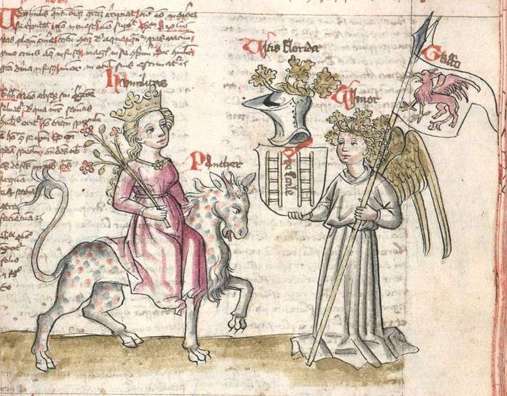 Speculum humanae salvationis. Memento mori-Texte [u.a.] Bayern - Österreich, I: zwischen ca. 1440 - 1466, II: um Mitte 15. Jh., III: 2. Viertel 15. Jh. Cgm 3974  Folio 78