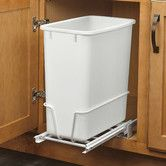 Found it at Wayfair - 20 Quart Pullout Waste Container