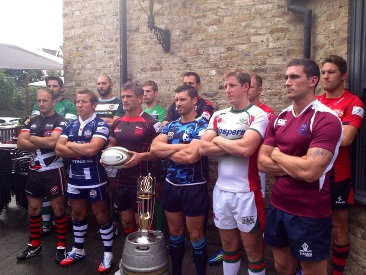 Bristol Rugby - The Greene King IPA Championship season launch 2013/14!