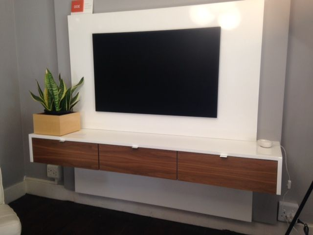ODE TV panels (top and bottom) and TV unit. All available in different finish combinations and sizes. Contact us to quote. www.ode.co.za