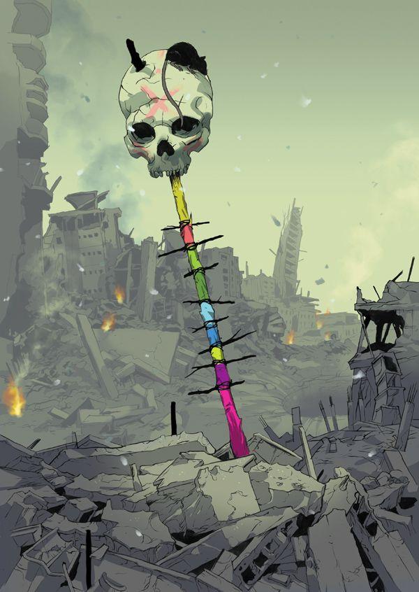 """18 - """"Overkill""""-Art (Tomer)"""