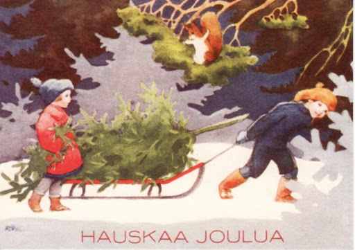 Merry Christmas, by Rudolf Koivu