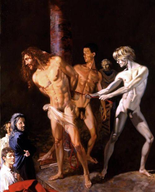 bobbygio:  André Durand - Flagellation 2011