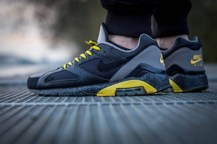 awesome Sneakers Nike  : Nike Air Max 180 'Livestrong'...