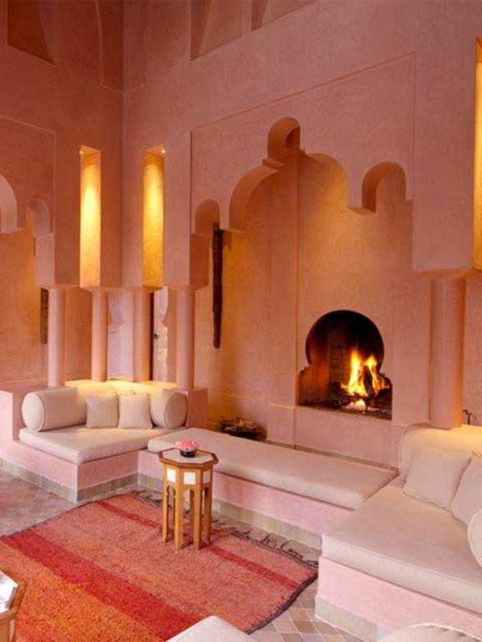 les 9 meilleures images du tableau salon oriental sur pinterest design marocain canap. Black Bedroom Furniture Sets. Home Design Ideas