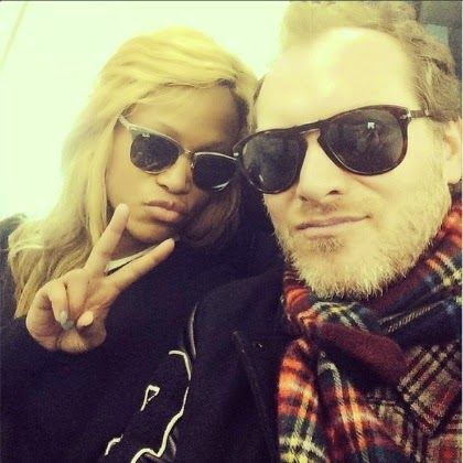Chatter Busy: Eve Married Maximillion Cooper In Ibiza