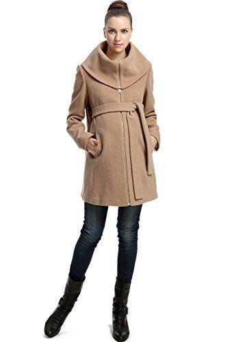 Momo Maternity Women's Ava' Wool Blend Fold Collar Zip Up Coat, http://www.amazon.com/dp/B00F8QA0NS/ref=cm_sw_r_pi_awdm_VwBhwb1FMPH6G