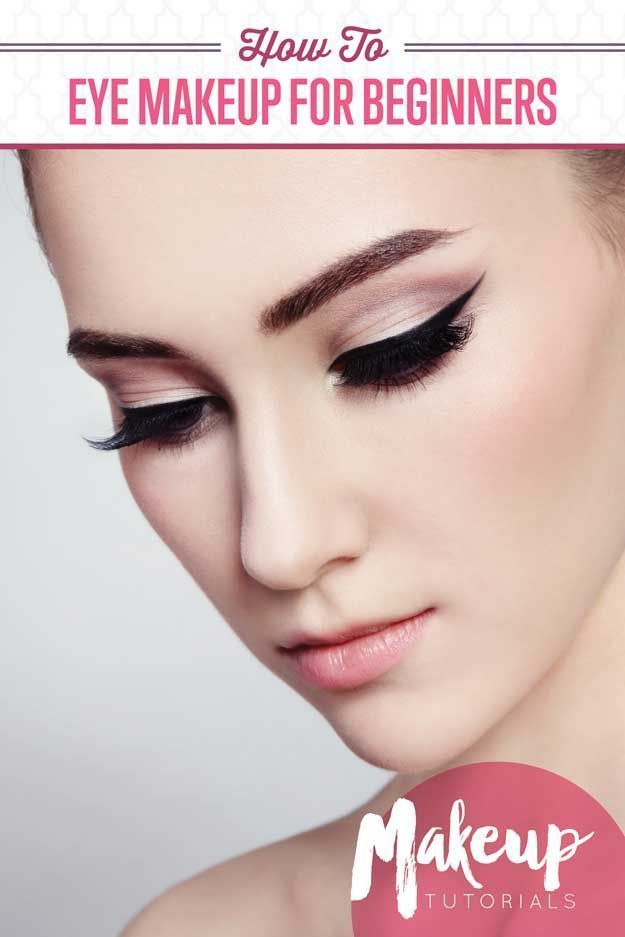 Beginners Eye Makeup: How To Do Eye Makeup For Beginners