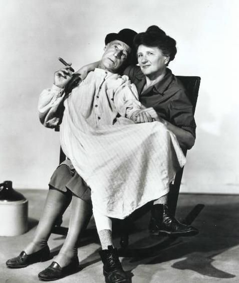 Ma And Pa Kettle ~ Images about marjorie main on pinterest