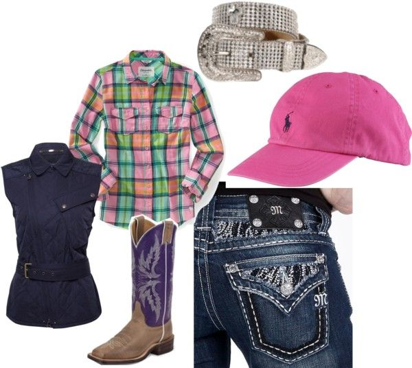 78+ images about Livestock Show and Rodeo Outfit Ideas on ...