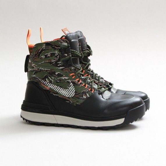 finest selection 07e89 86d51 ... Nike LunarTerra Arktos Tiger Camo NikeLab ACG ...