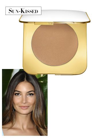 How to get Lily Aldridge's perfect sun-kissed bronze skin perfect for summer.