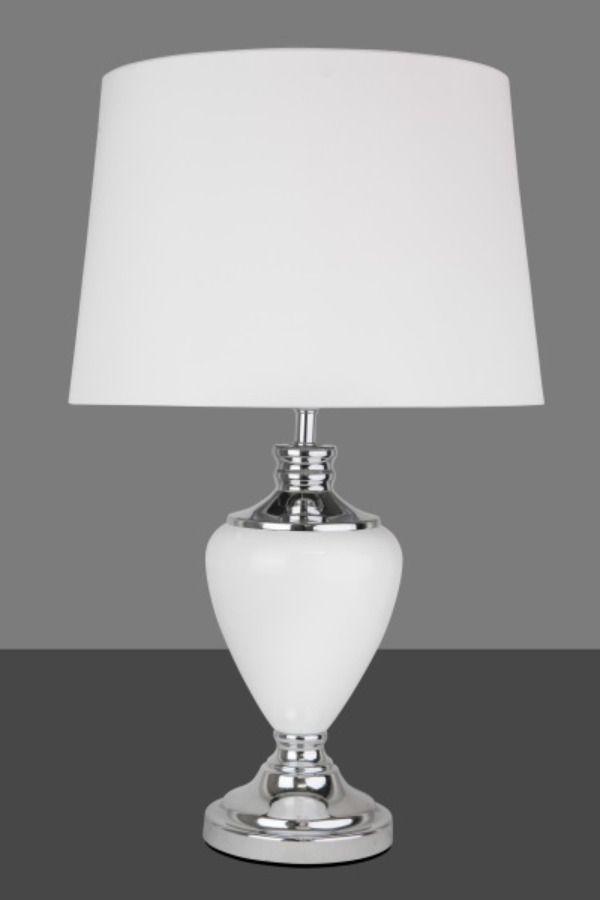 Hepburn Large Ceramic Table Lamp With