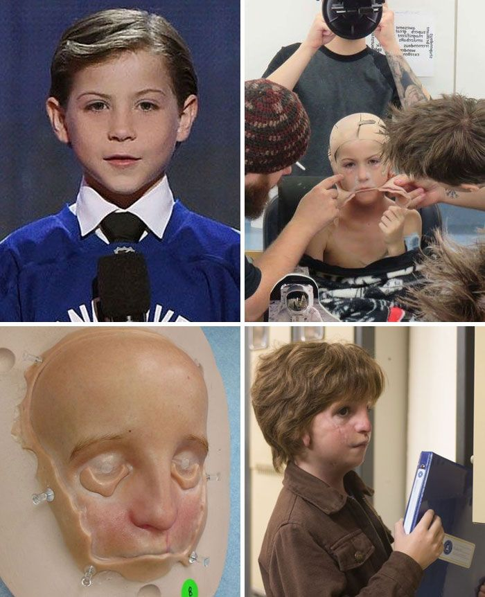 Jacob Tremblay Wonder In 2020 Movie Makeup Hollywood Bobby Brown Stranger Things