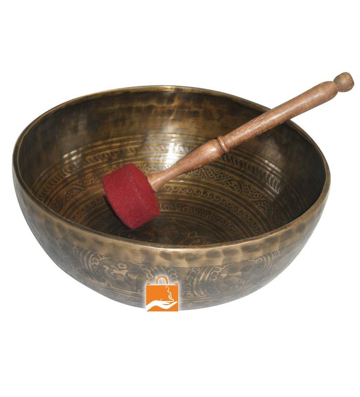 28cm Handmade Itching Singing Bowls | Singing bowls for ...