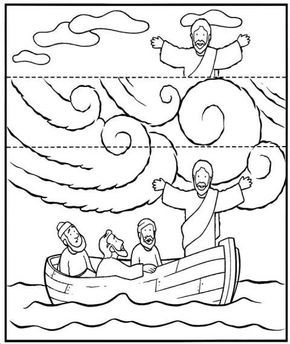 18 best Jesus\' Miracles Coloring pages images on Pinterest ...