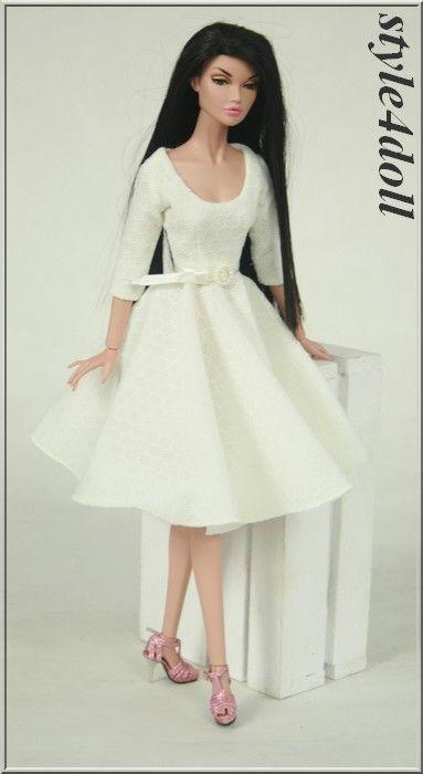 """Dress for Tulabelle, Poppy Parker 16"""""""